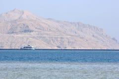 Île de Tiran Images stock