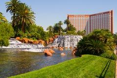 Île de trésor à Las Vegas Photographie stock