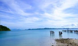 Île de Tristan Photographie stock