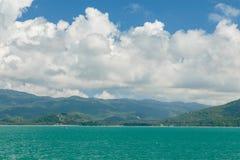 Île de Tristan Image libre de droits