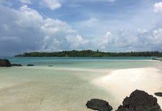 Île de Tristan Image stock