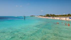 Île de Turc, de Turcs et de la Caïques grands Image stock