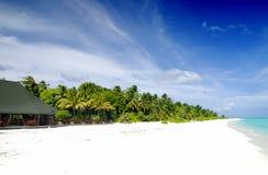 Île de vacances Photo libre de droits