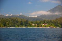 Île de Vancouver Photographie stock libre de droits