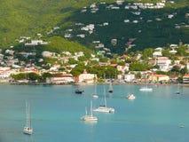 Île de Vierge Image libre de droits