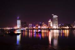 Île de Xiamen Images libres de droits