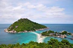 Île de yuan de Nang Images libres de droits