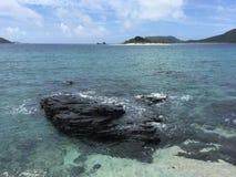 Île de Zamami, l'Okinawa, Japon Photo stock