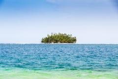 Île des Caraïbes Photos stock