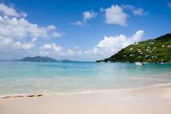 Île des Caraïbes Images libres de droits