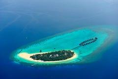 Île des Maldives Photographie stock