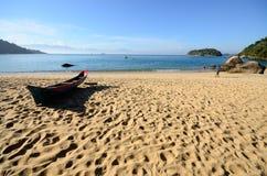 Île du Brésil Photos stock