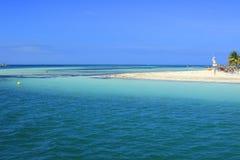 Île du Cuba image libre de droits
