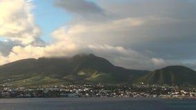 Île du Kitts de saint clips vidéos