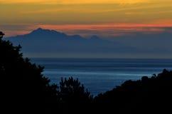 Île du sud du Nouvelle-Zélande photographie stock libre de droits