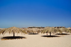 Île Egypte de paradis Images libres de droits