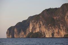 Île en Thaïlande Photographie stock libre de droits