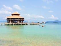 Île en Thaïlande Image stock