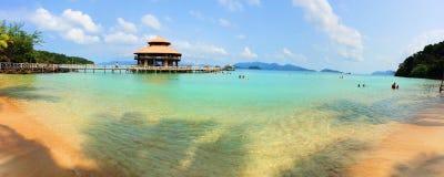 Île en Thaïlande Image libre de droits