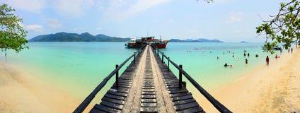 Île en Thaïlande Photo stock