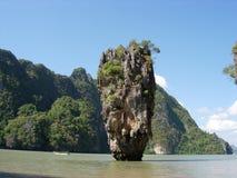 Île en Thaïlande Phuket Images stock