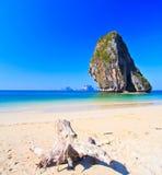 Île et mer d'émeraude Photos libres de droits