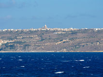 île Gozo Photos libres de droits