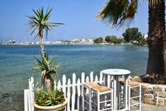 Île Grèce d'Aegina Photographie stock libre de droits