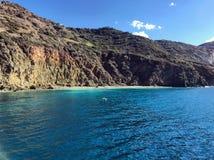Île Héraklion de Crète images stock