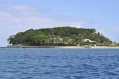 Île-hôtel Photographie stock libre de droits