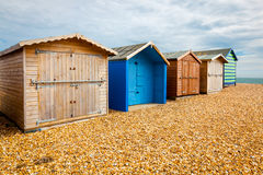 Île Hampshire Angleterre de Hayling photographie stock