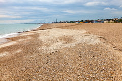 Île Hampshire Angleterre de Hayling images stock