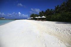 Île idéale de paradis - vacances rêveuses Photographie stock libre de droits