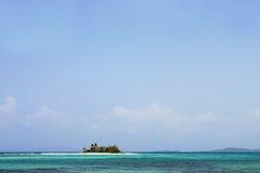 Île III de Palominitos Photos libres de droits