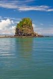 Île indiscrète de Tanikely Photos libres de droits