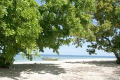 île intérieure Photographie stock libre de droits