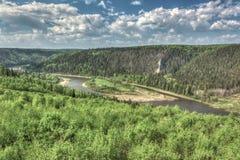 Île Isakovsky Image libre de droits