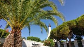 Île méditerranéenne rentrée par photographie Corse image stock