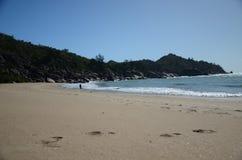 Île magnétique, Australie image libre de droits