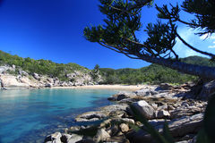 Île magnétique, Australie Photographie stock libre de droits