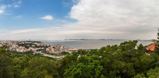 Île Matsu de Putian Meizhou Photos libres de droits