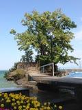Île minuscule Image libre de droits