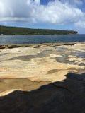 Île nue Images stock