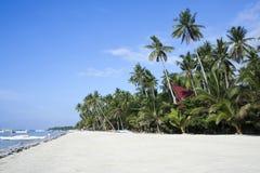 Île Philippines de bohol de plage d'Alona photographie stock libre de droits