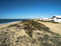 Île près de Faro Portugal Photos libres de droits
