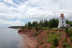 Île Prince Edouard scénique Images stock