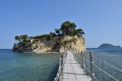 île privée Photos libres de droits