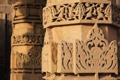 Île sacrée d'Omkareshwar Image stock
