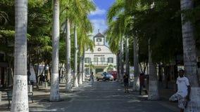 île Saint Martin Philipsburg photos libres de droits