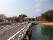 Île SI Chang Photographie stock libre de droits